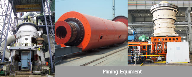 Mining machinery and parts